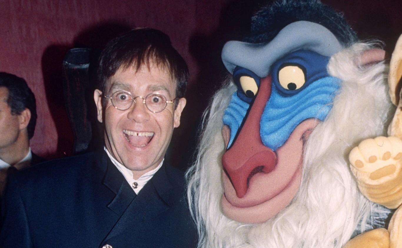 """Elton John critica con dureza el remake de 'El rey león': """"Una enorme decepción"""""""