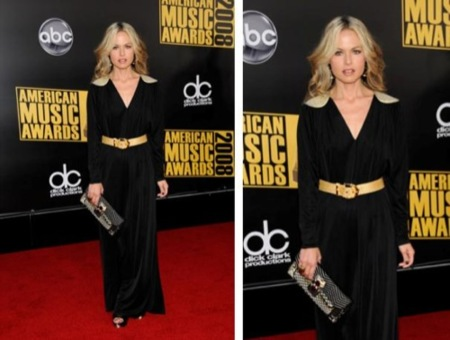 Rachel Zoe American Music Awards 2008