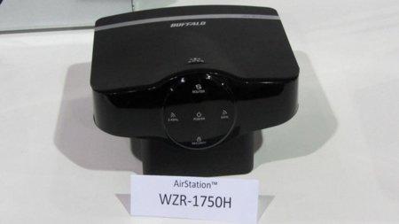 Buffalo presenta sus primeros dispositivos compatibles con 802.11ac de hasta 1,3 Gbps