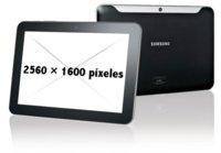 """Samsung tiene lista su pantalla para tablets con """"Retina Display"""""""