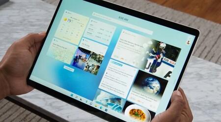 Windows 11 llega con mucha mejor adaptación a las tablets y a pantallas táctiles