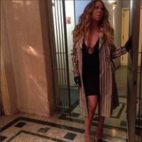 A Mariah Carey no la dejan respirar tranquila ni con nuevo disco bajo el brazo