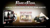 'Prince of Persia: Las Arenas Olvidadas', contenido de la edición coleccionista