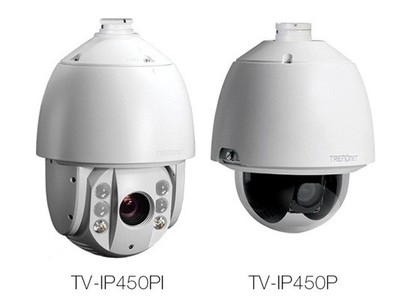 TRENDnet lanza dos nuevas cámaras IP de alta gama