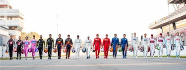 Guía de la Fórmula 1 2020: estos son todos los equipos y pilotos del mundial más raro de la historia