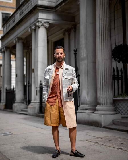 El Mejor Street Style De La Semana Llega De La Mano De La London Fashion Week Men S 02