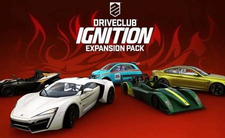 DriveClub nos presenta el Ignition Expansion Pack y será gratuito