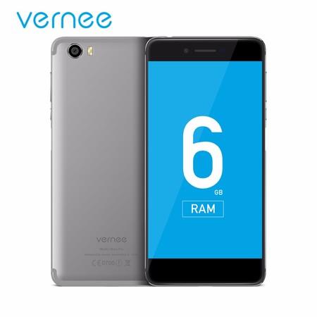 Oferta Flash: Vernee Mars Pro, con 6GB de RAM, por 156 euros y envío gratis