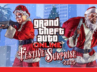 La Navidad llega a GTA Online con nuevos atuendos temáticos de Papá Noel, pijamas, máscaras y más