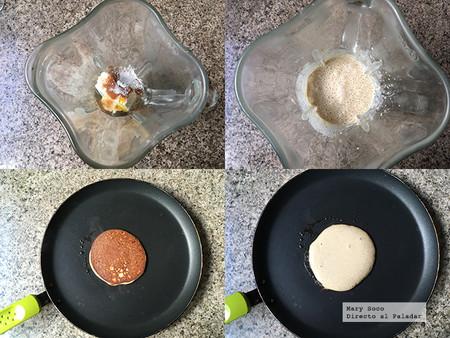 Hotcakes Qcrema Pasos