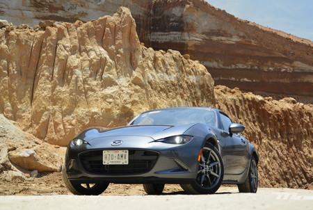 Mazda MX-5 RF, a prueba: un 'hard-top' para ir de verano todo el año