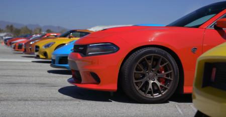 Los deportivos del momento, cara a cara en esta carrera de aceleración (vídeo)
