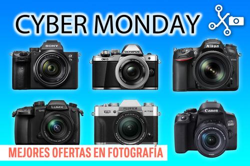 Cyber Monday 2020 de fotografía: las mejores ofertas en cámaras, objetivos y accesorios