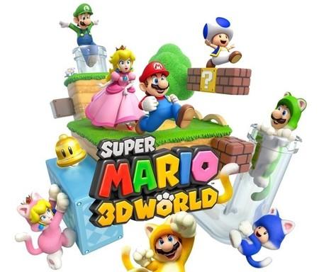 El videojuego de Super Mario 3D World asegura diversión en familia durante horas