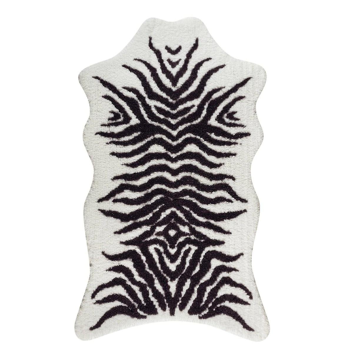 Alfombra de baño Mountain Zebra Graccioza