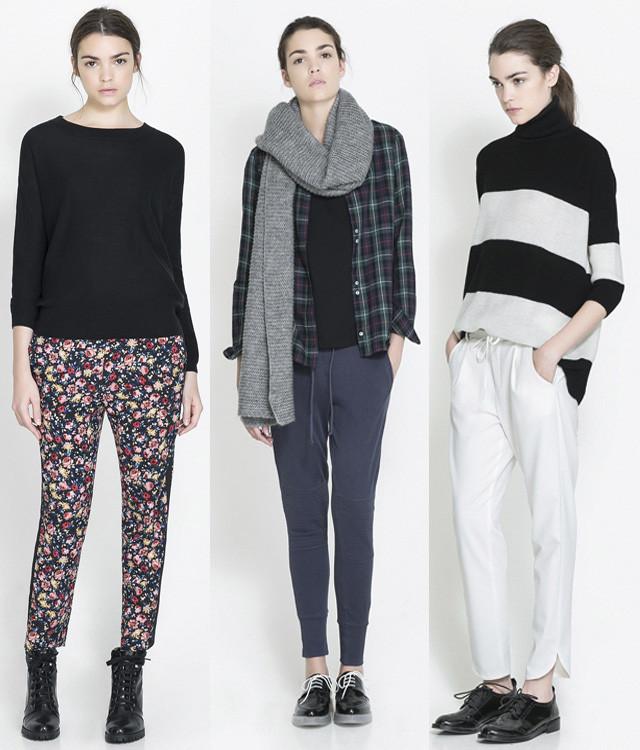 Claves de estilo para ir de shopping sporty look baggy pants