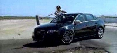 El sonido del Audi RS4