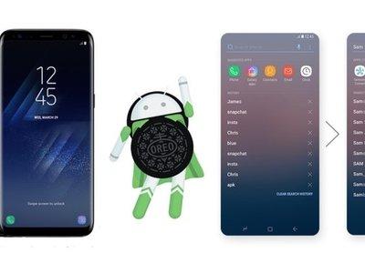 Samsung reanuda la actualización a Android 8.0 Oreo para los Galaxy S8