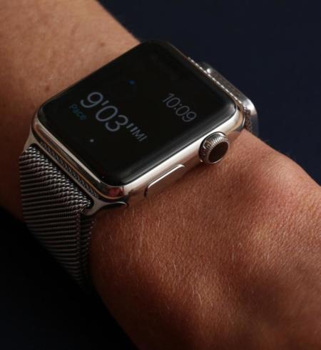 Apple Watch correa milanesa