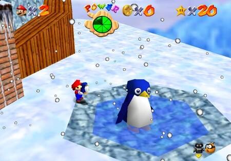 Super Mario 64 Mundo4 Estrella2 02