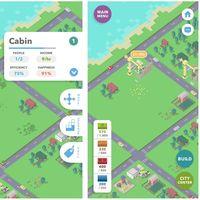 Pixel Plex, un interesante simulador de ciudades que se lanza hoy en iOS