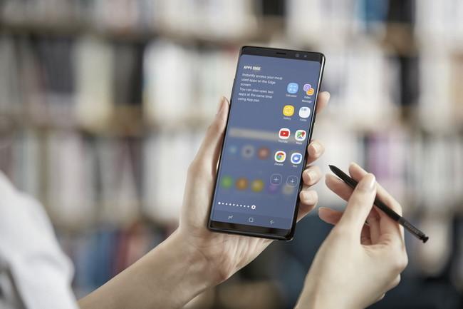 Samsung Galaxy™ Note 8, pantalla