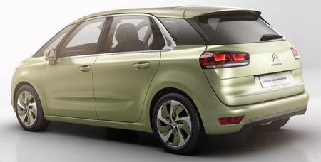 Citroën Technospace, el futuro C4 Picasso, ahora en vídeo