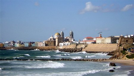 Papas fritas con güevos y la ruta del 12 en Cádiz. Jornadas gastronómicas