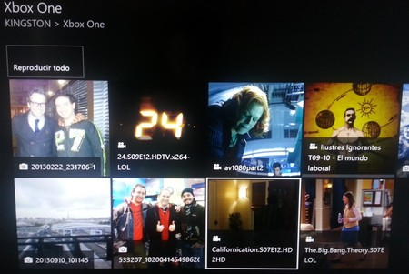 Media Player (Xbox One)