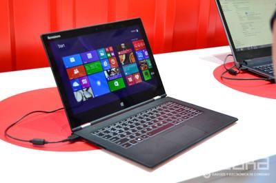 Lenovo Yoga 2 Pro y Thinkpad Yoga, toma de contacto