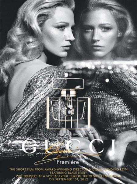 Las dos caras de Blake: nueva campaña para Gucci