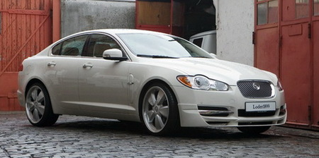 Jaguar XF por Loder1899