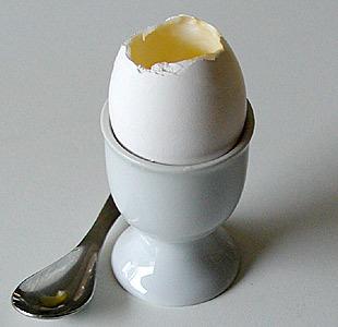 Cocinando huevos con Thermomix