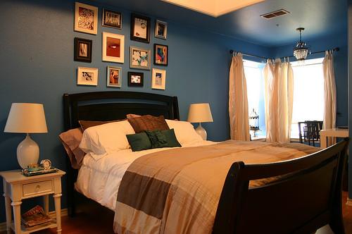 Foto de Antes y después: dormitorio inspirado en Carrie Bradshaw (1/5)