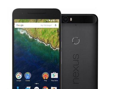 Disfruta de la mejor experiencia Android con este Nexus 6P por 390 euros