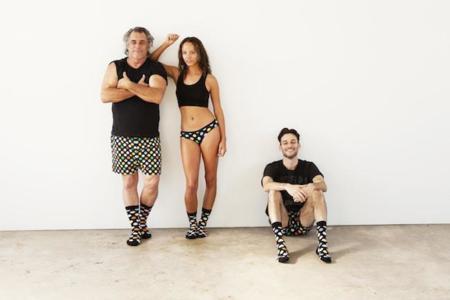 La ropa interior más divertida y feliz viene de la mano de Happy Socks