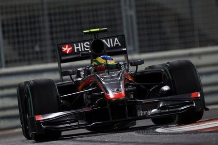 GP de Abu Dhabi de Fórmula 1: Hispania F1 Racing Team ocupará la última fila de la parrilla de salida