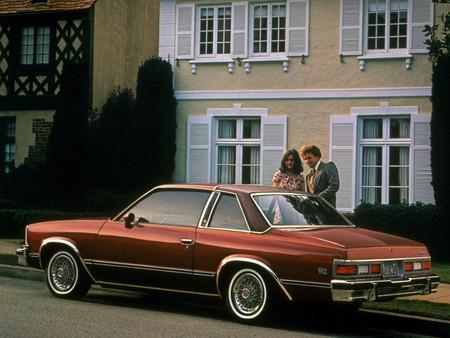 Chevrolet Malibu Classic Landau Coupe