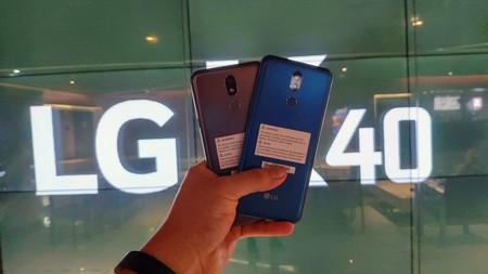 LG K40 lleva la inteligencia artificial a la gama de entrada en México, este es su precio