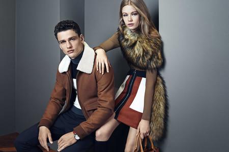"""Como estilizar la """"shearling jacket"""" este otoño"""