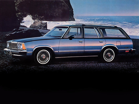 Chevrolet Malibu Classic Wagon 8
