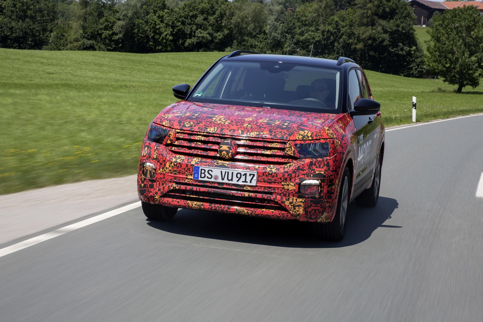 Foto de Volkswagen T-Cross (primeras imágenes) (27/28)
