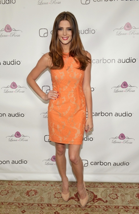 ashley greene naranja
