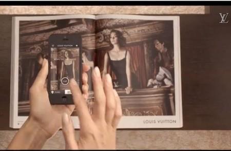 Llega a España la app de Louis Vuitton ¡Felices compras 2.0 en 2014!