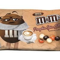 M&Ms se une a la fiebre por el Pumpkin Spice Latte con un nuevo sabor