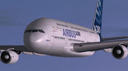 El Airbus A380 aterrizará en Europa