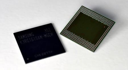 Samsung tendrá móviles con 4GB de RAM en 2014, ya tiene lista la memoria
