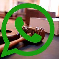 Un usuario multado por la AEPD con 2.000 euros por grabar y compartir un vídeo de terceros en WhatsApp