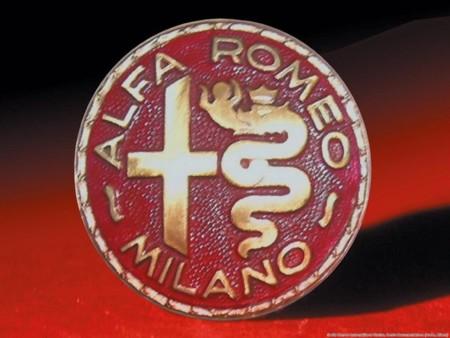 Logos de coches: Alfa Romeo (1946)