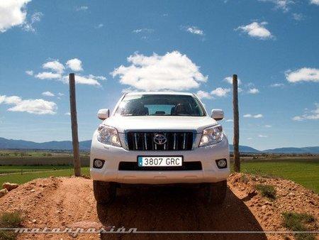 toyota Land Cruiser 2010-13